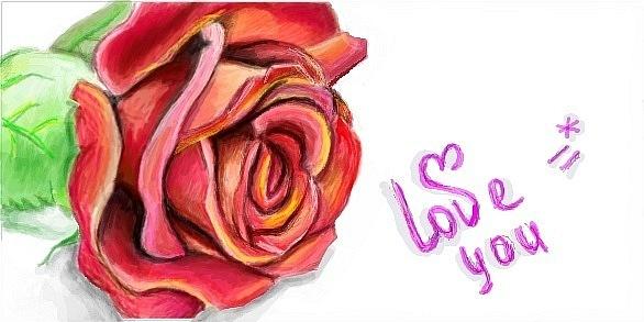 Картинки для лд роза